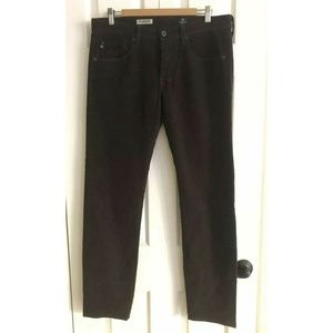 AG Adriano Goldschmied The Matchbox Corduroy Pants